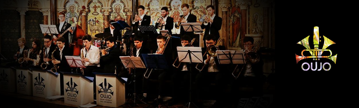 OUJO – Oxford University Jazz Orchestra